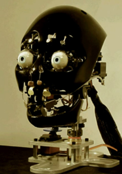 monsterman :       Lifelike Animatronics Robotic Head for Human-Bot Interface Research