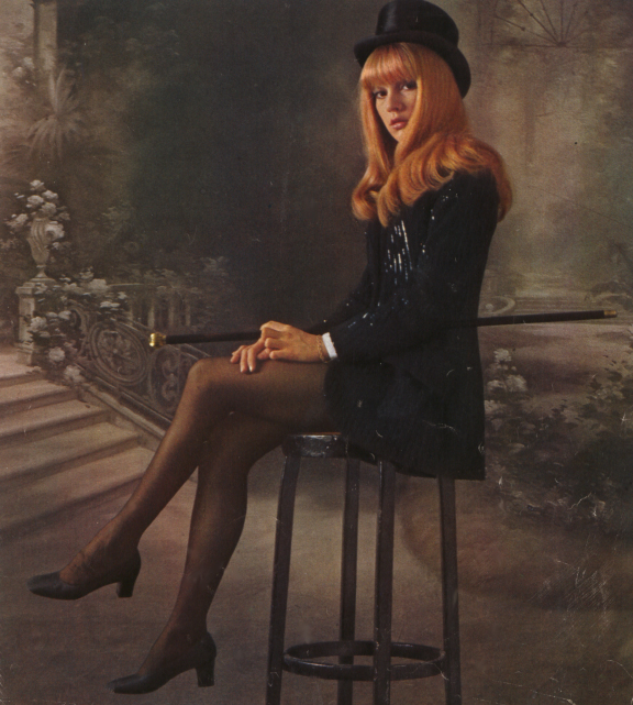 theswingingsixties :     Sylvie Vartan, 1969.