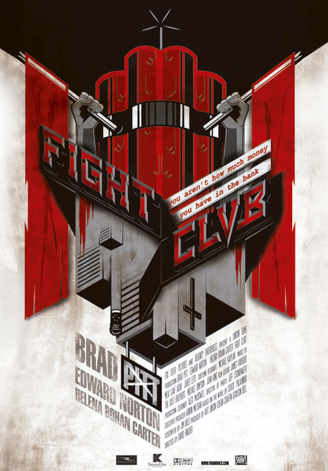 Julian Ospina's 'Fight Club'