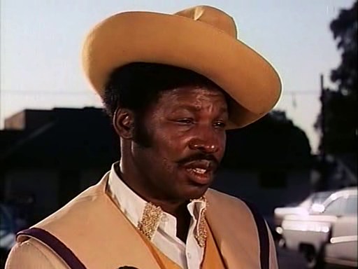"monsterman :      Dolemite (1975)       ""I'm gonna let 'em know that Dolemite is back on the scene! I'm gonna let  'em know that Dolemite is my name, and fuckin' up motherfuckers is my  game"""