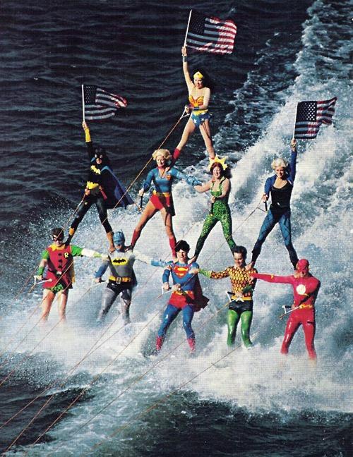 geekcubed :     America, Fuck Yeah!    herochan :      Sea World     Orlando, Florida in the  1970s     (via   jyeunger  )