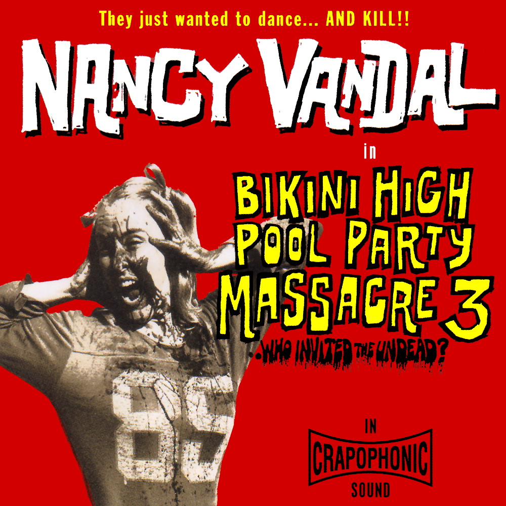 "Physical copies of the Nancy Vandal back catalogue have been exclusively distributed by our good friends at Cash Converters for almost a decade now. But as a gesture of goodwill from us and under advisement from our head of crazy new technologies department Lars Ulrich - we proudly present links to all the old shit in the popular ""digital"" format all the kids have been discussing lately.  #FREE #formative"