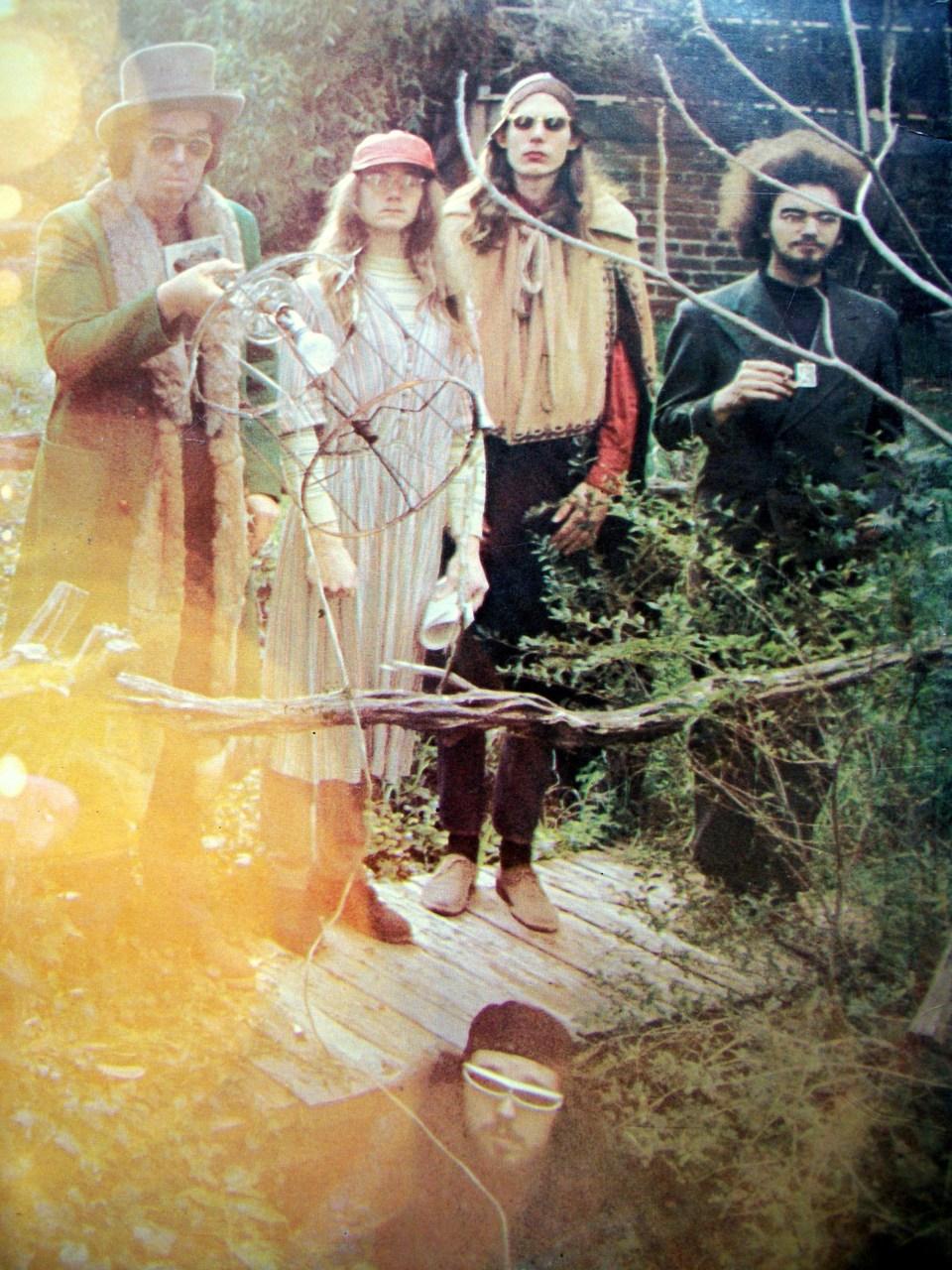 theswingingsixties :     Captain Beefheart and His Magic Band, 1969.