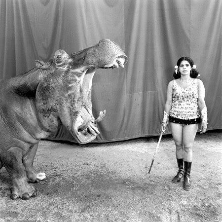 jessiedress :      iconoclassic :      darksilenceinsuburbia :  Mary Ellen Mark       oh man. circus=bad, vintage circus pics=complicated/beautiful/poignant.