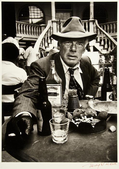 Magnificent bastard.    (Terry O'Neill (b.1938), Lee Marvin,'Pocket Money',Tucson, Arizona,1971)