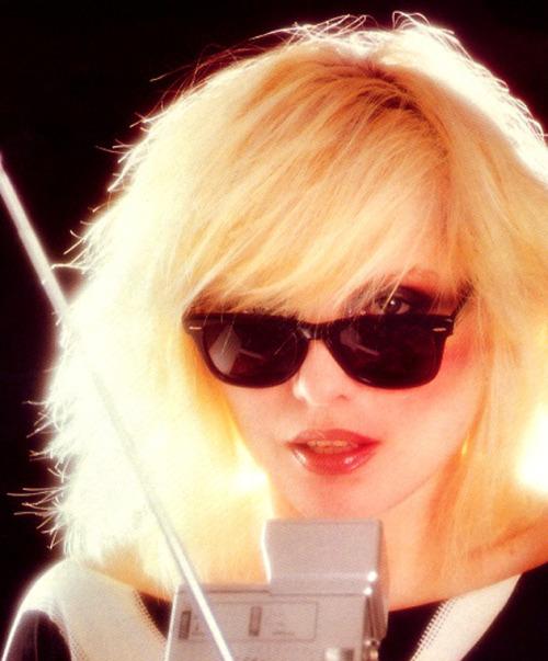 nickdrake :     Deborah/Debbie Harry / Blondie.