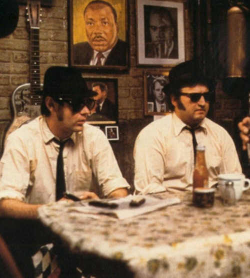 nickdrake :      The Blues Brothers.