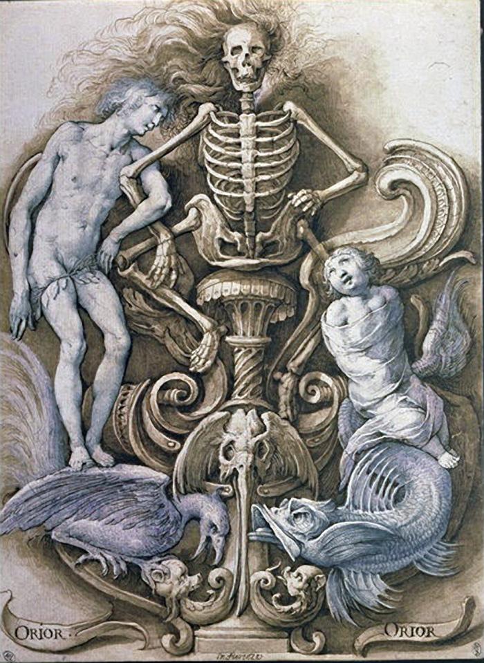 unnaturalist :     by Jacopo Ligozzi