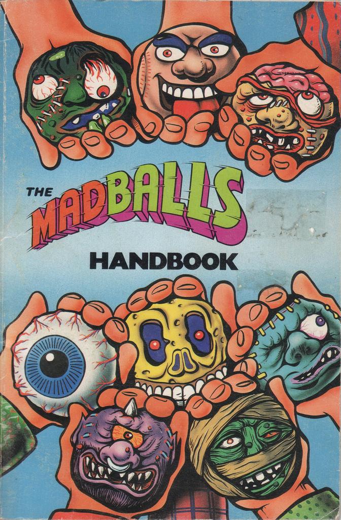 Madballs Handbook  #formative