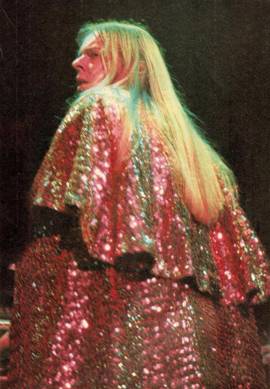 Rick Wakeman. #pageantry