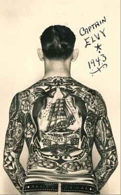 Skin & Bones: Tattoos in the Life of the American Sailor