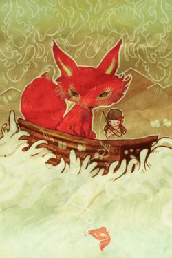 urhajos :     ' Fox Boat ' by    flyk
