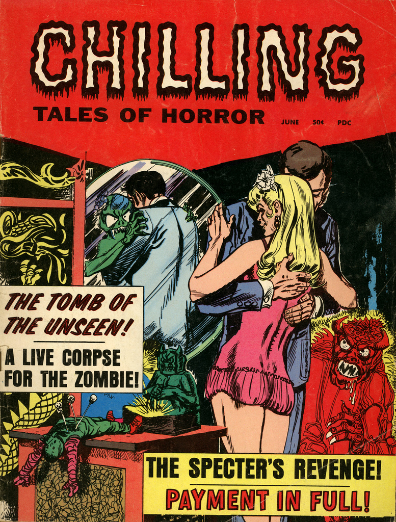 CHILLING TALES OF HORROR   Viawww.monsterbrains.blogspot.com/2011/03/chilling-tales-of-horror-1969-early-70s.html