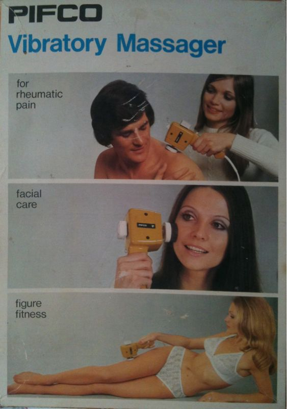 Pifco 'Vibratory Massager' #ooohermissus