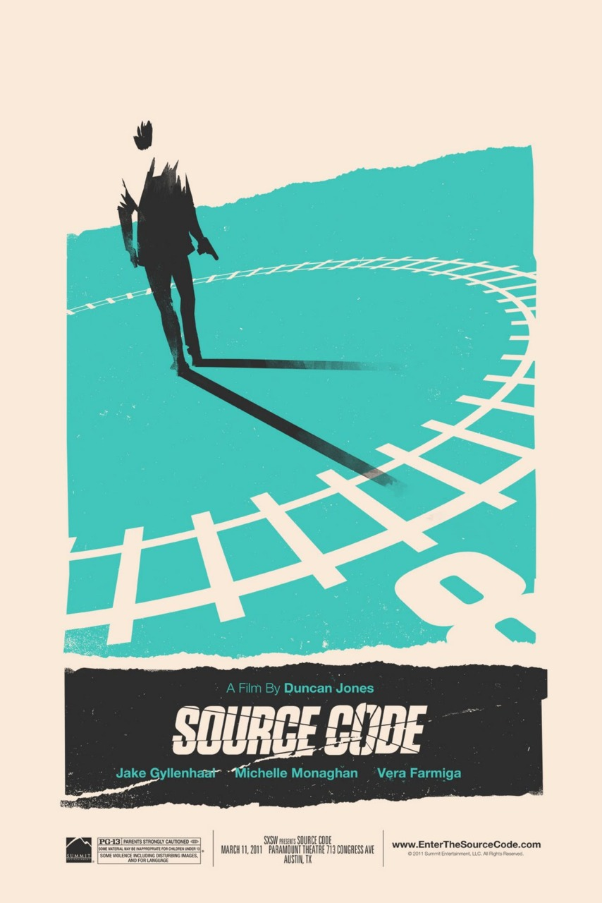 Olly Moss' 'Source Code'. #designerd
