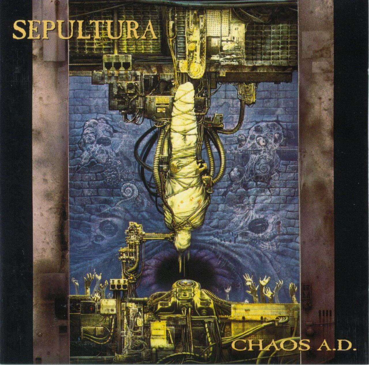 On the HI FI: Sepultura- Chaos AD #formative  Via  http://www.youtube.com/watch?v=6ODNxy3YOPU