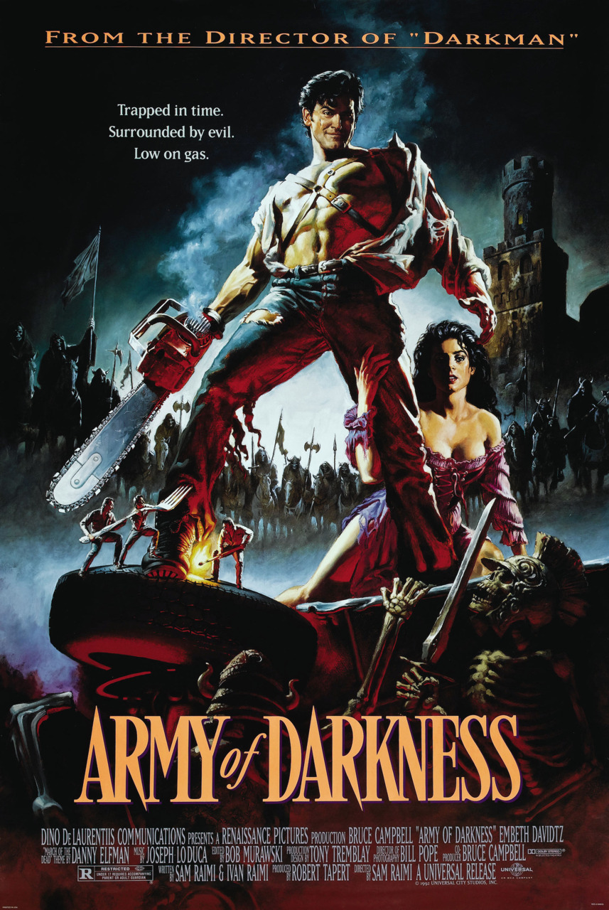 Army of Darkness. #formative