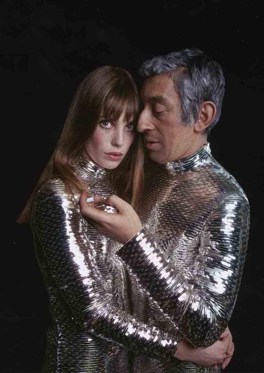 Serge Gainsbourg and Jane Birkin. #savoirefaire #manspiration