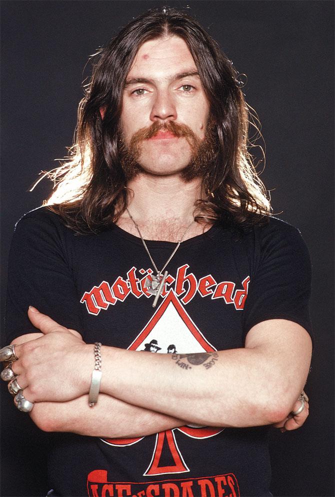 mmagenta :     Lemmy Kilmister   is   God   .