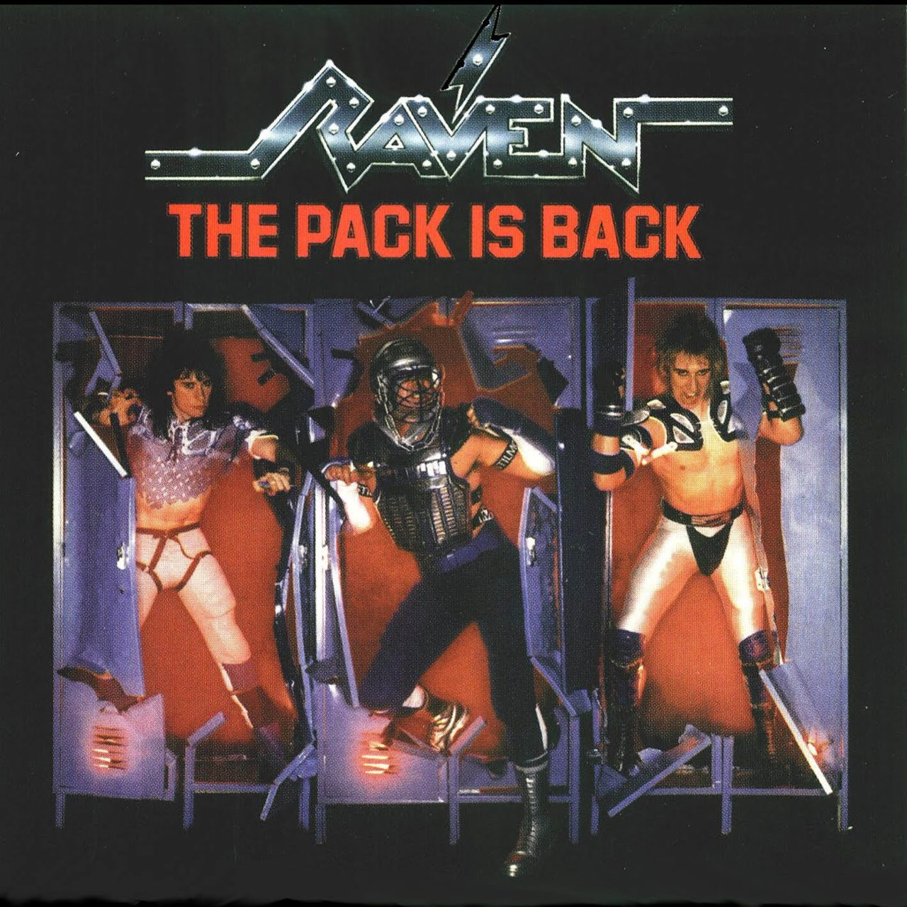 Presented without comment:   Raven- The Pack Is Back.