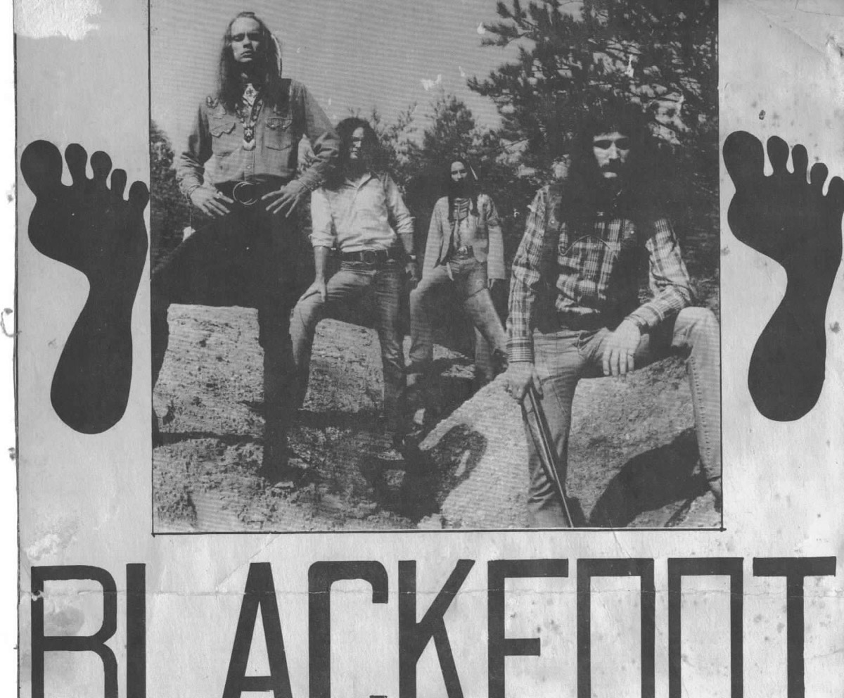 Blackfoot. #manspiration