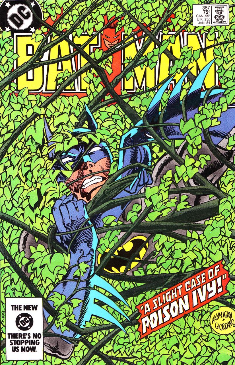 Batman #367: First comic EVER. #formative   Viahttp://batman.wikia.com/wiki/Batman_Issue_367