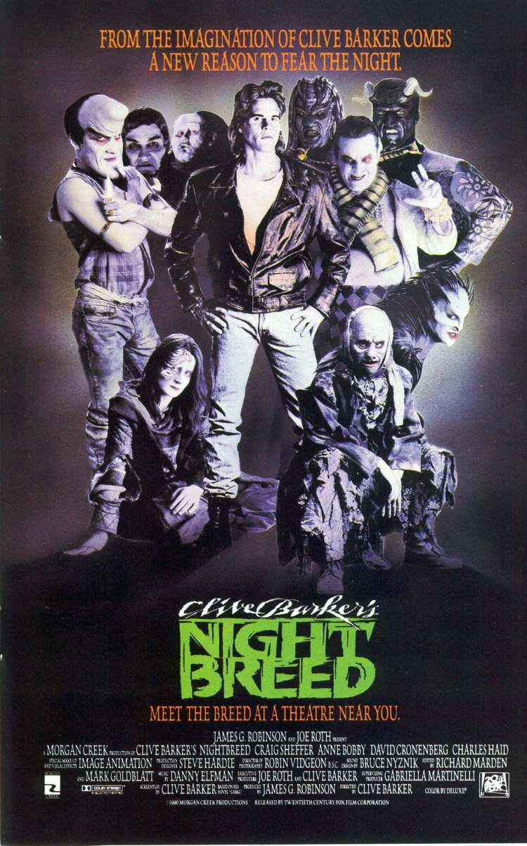 So much to answer for.   Clive Barker's Nightbreed (1990)   Via  http://bit.ly/hnUZNx