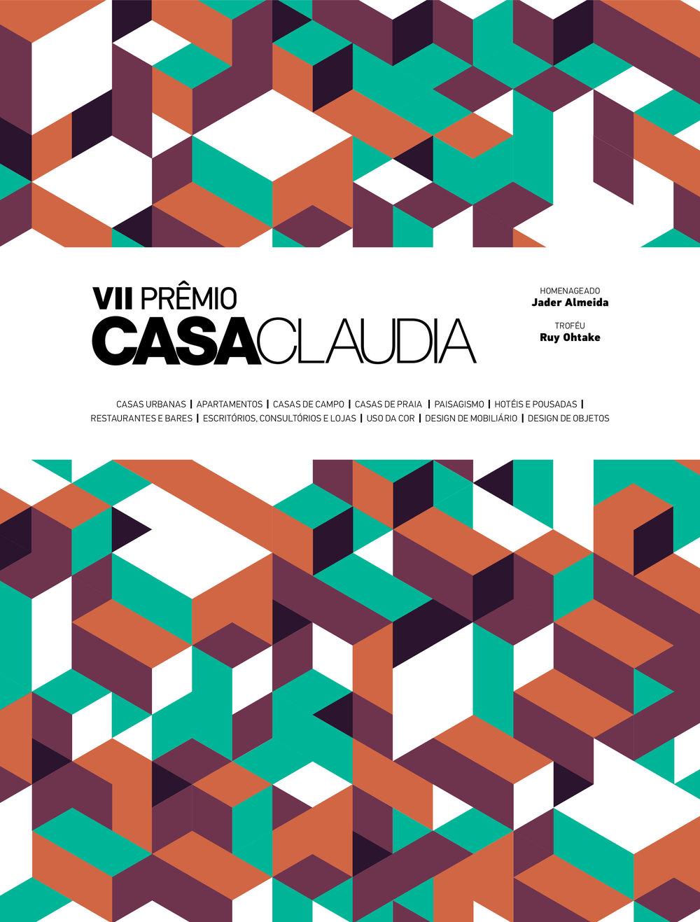Capa Catálogo Vll Prêmeo Casa Cláudia - Categoria Casa de Campo.jpg