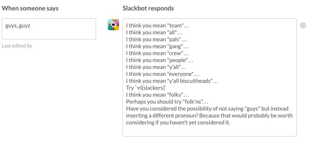 Slackbot Guys