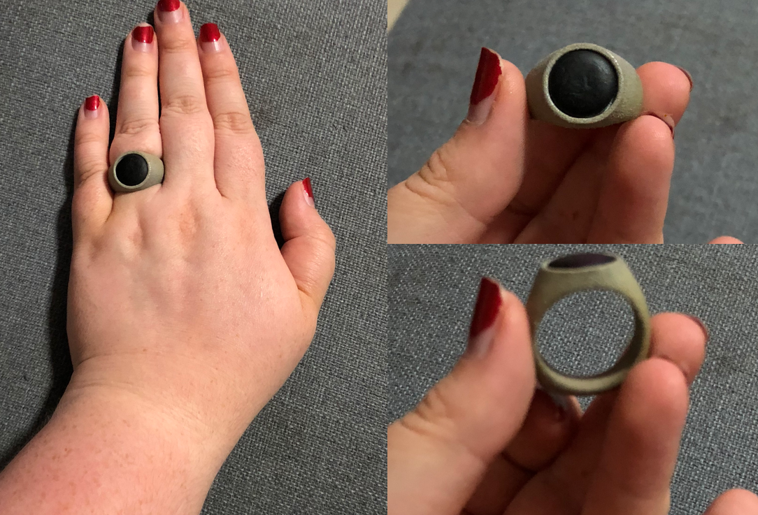 The UX of Using an NFC Ring as a Business Card — Kayla J Heffernan