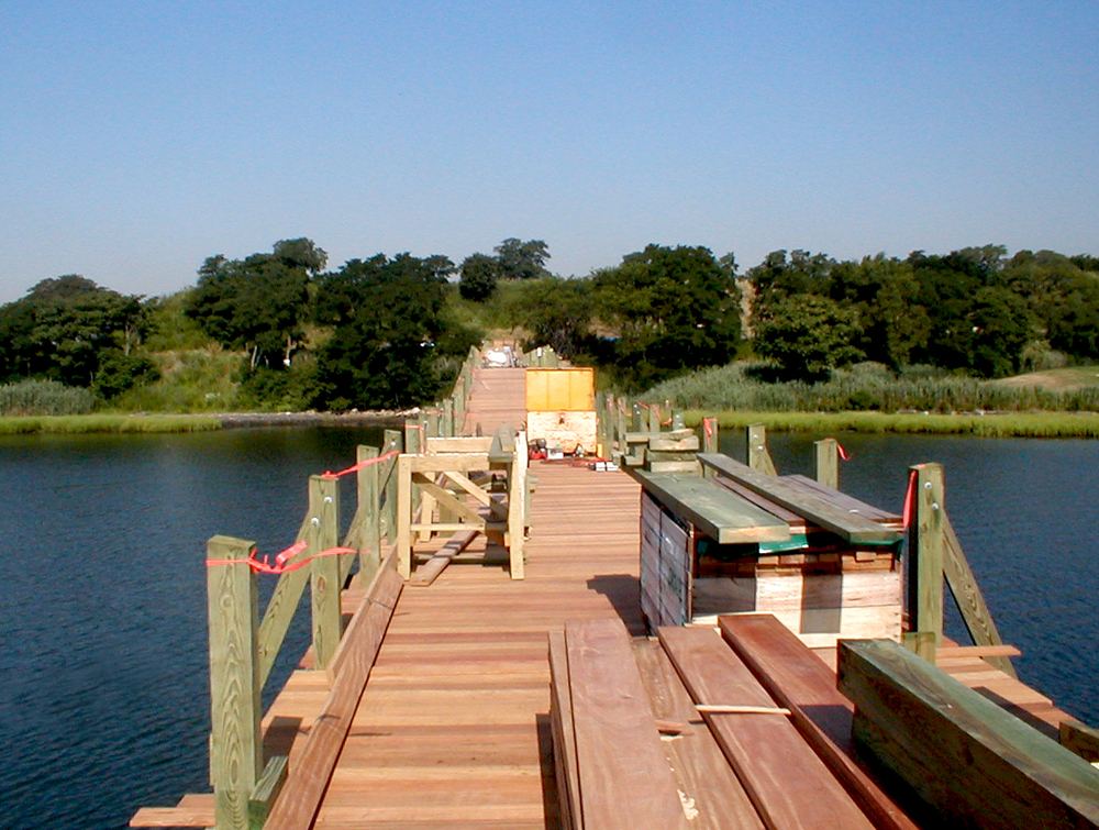 500 foot pier, Town of Hempstead