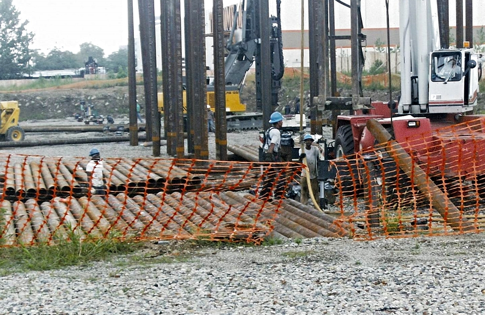 Driven Pipe Piles
