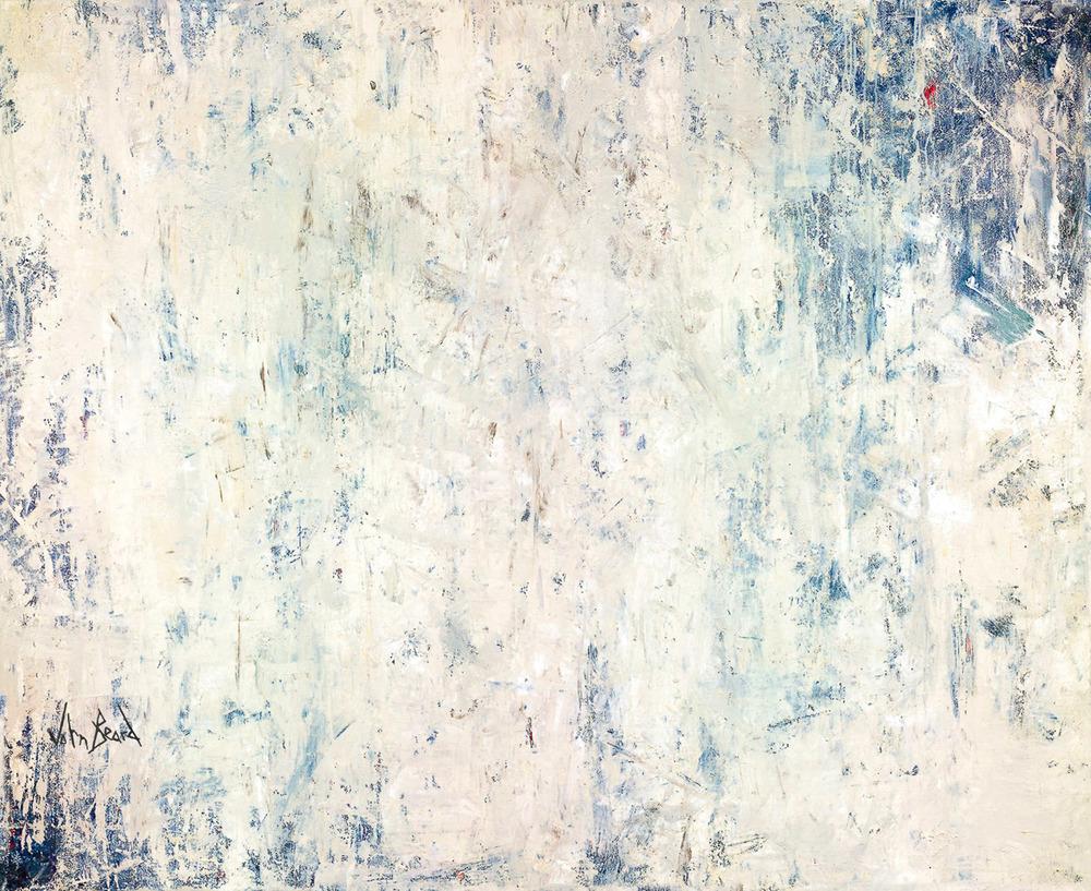 Glacier by John Beard, 50x60