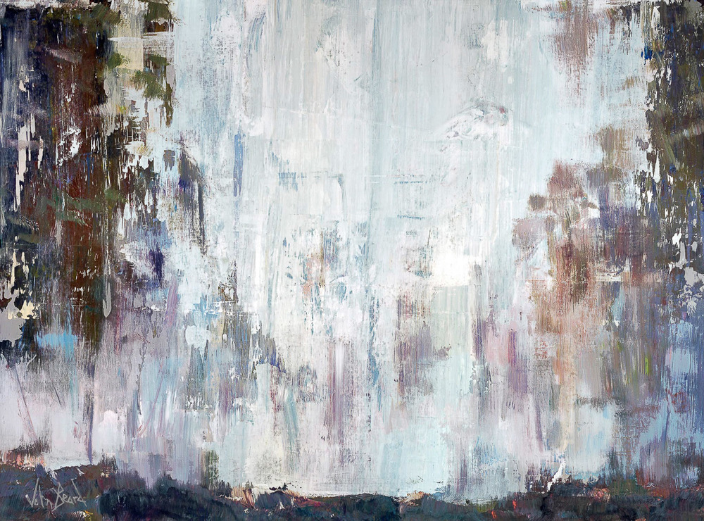 Mist by John Beard, 50x60