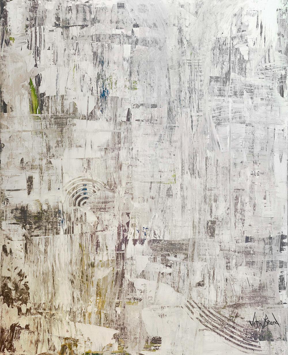Taupe Grey Abstract by John Beard.jpg