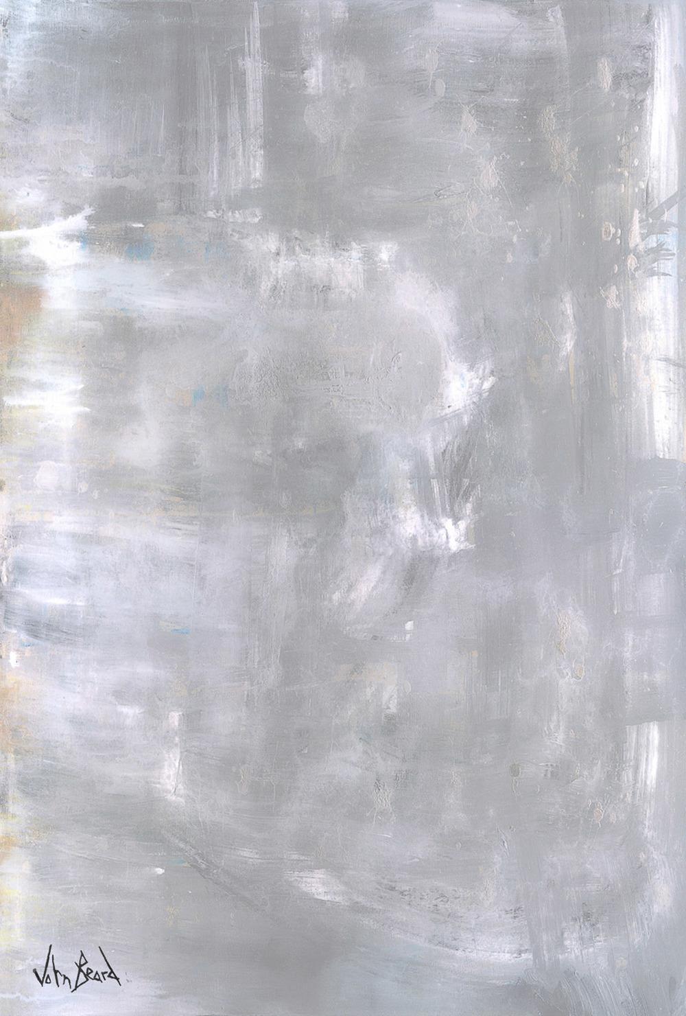 White On Grey I by John Beard.jpg