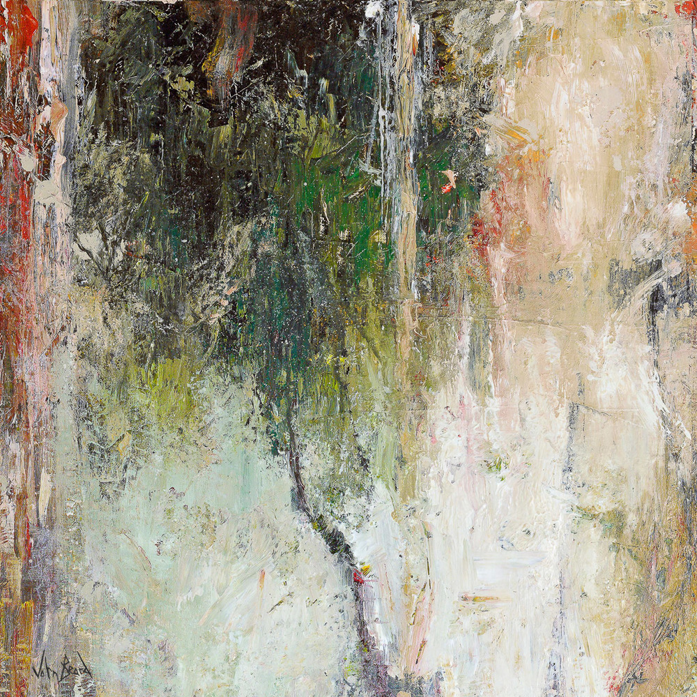 Abstract Tree by John Beard, 36x36
