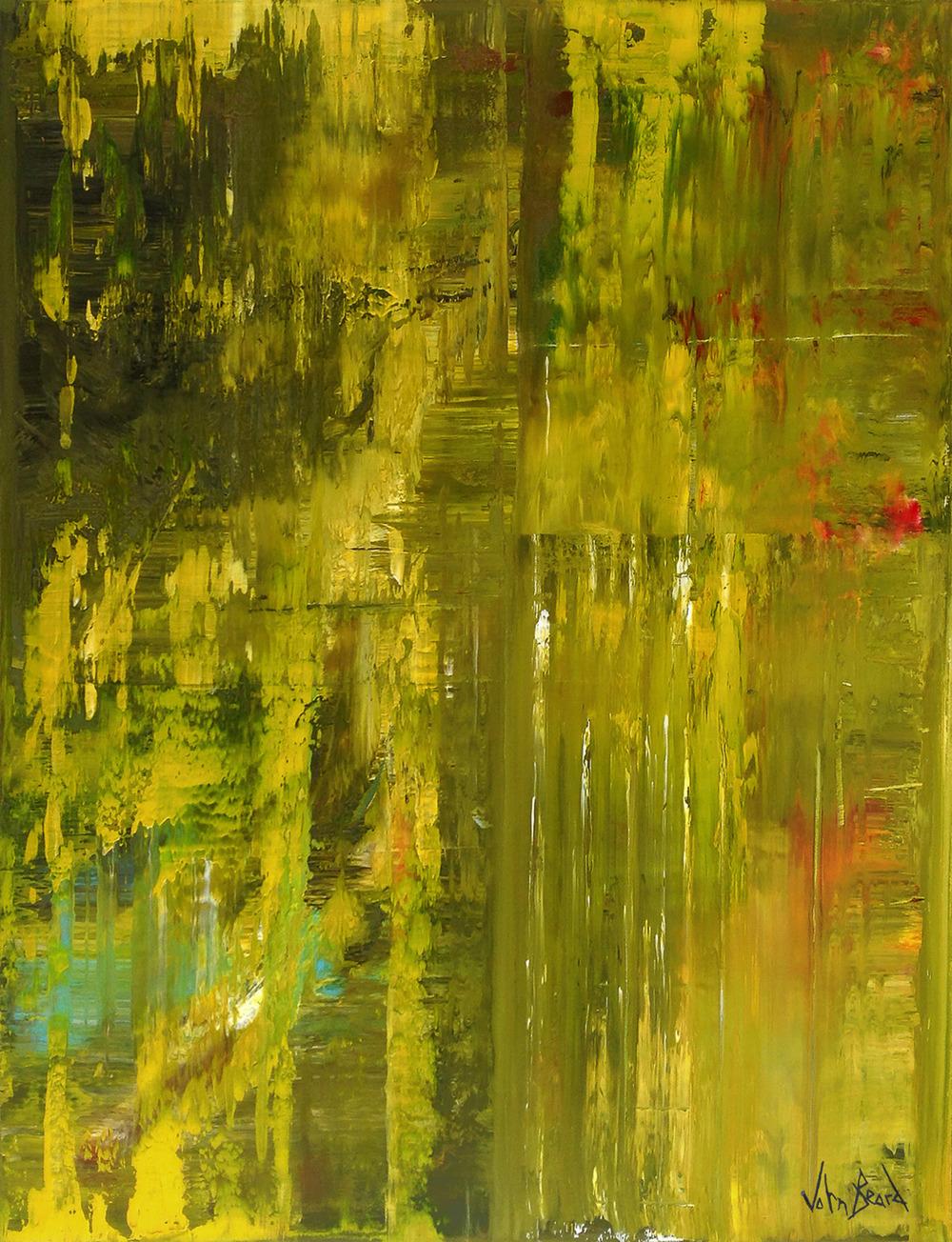 Campos de Verde by John Beard, 48x60