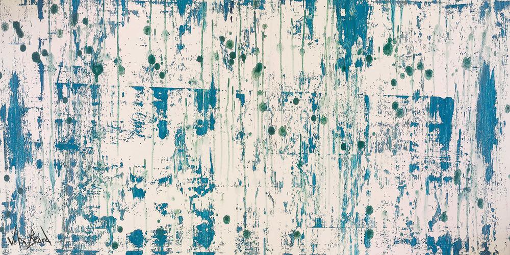 Blue on Green I by John Beard.jpg
