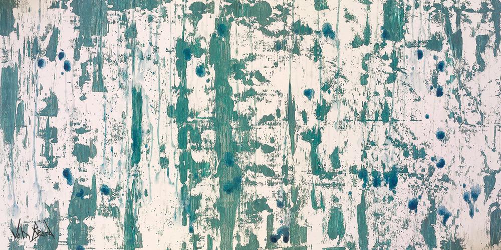 Blue on Green II by John Beard.jpg