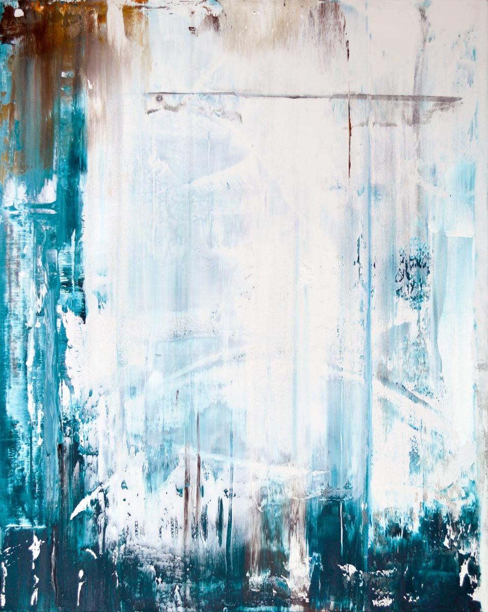 Salire by John Beard, 48x60