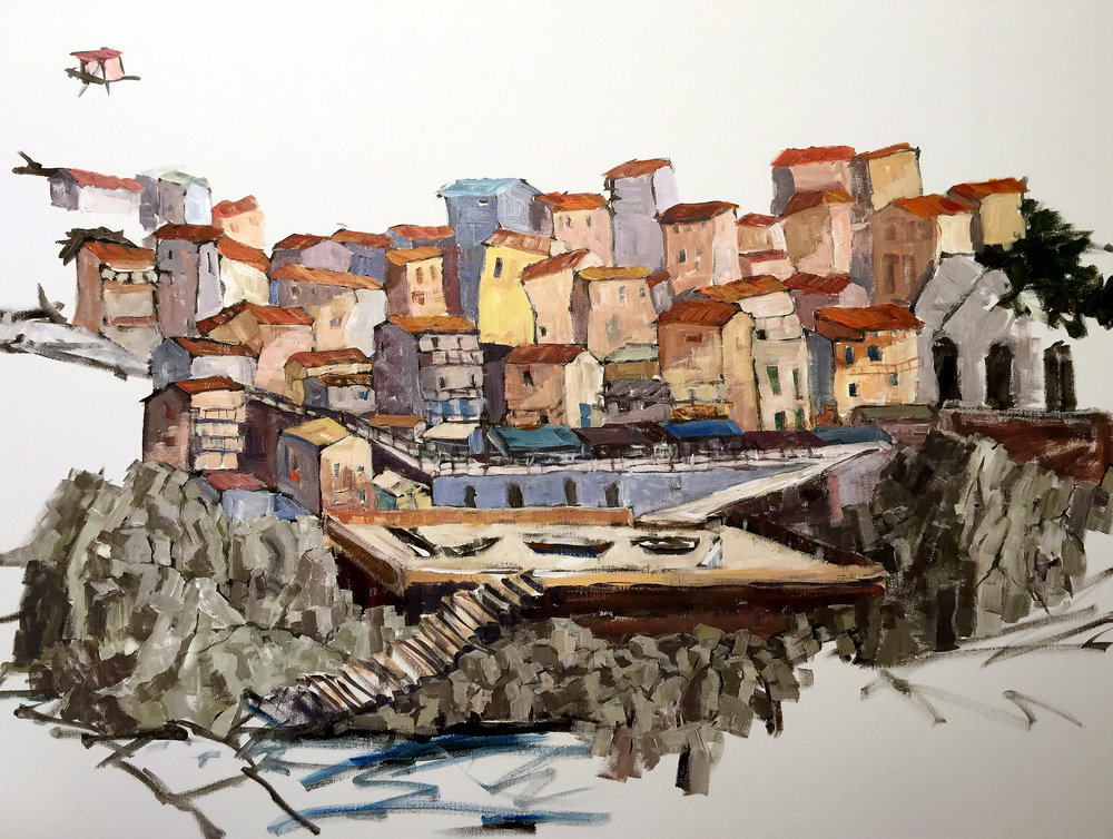 Portovenere by John Beard