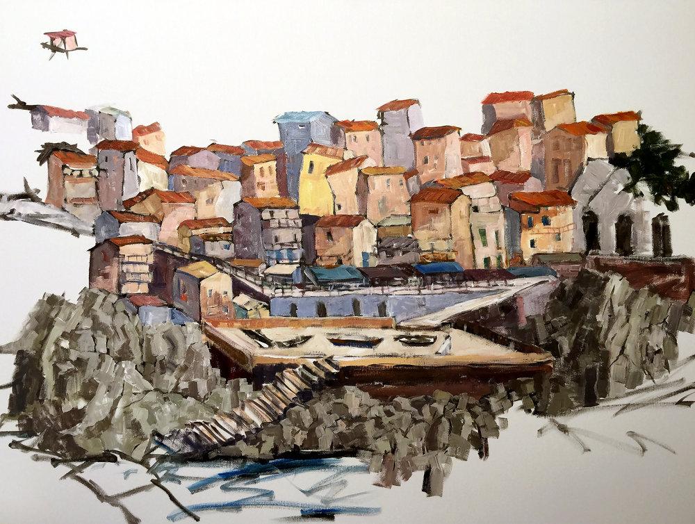 Portovenere by John Beard