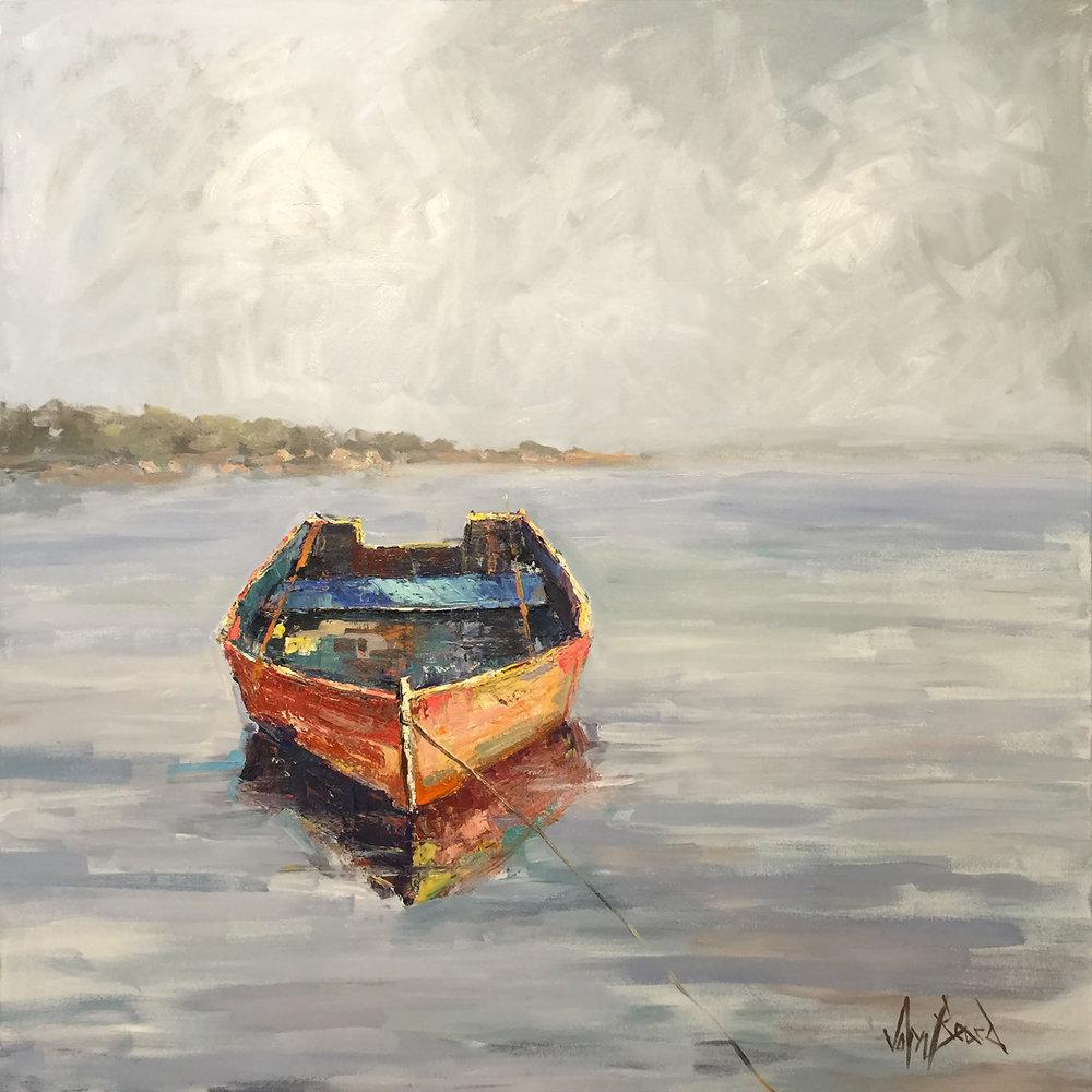 Our Boat by John Beard