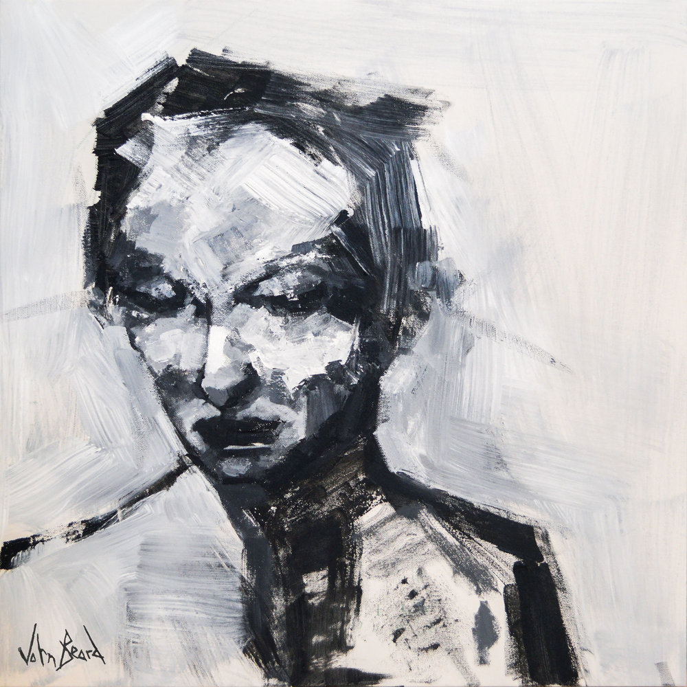 Abstract Portrait by John Beard