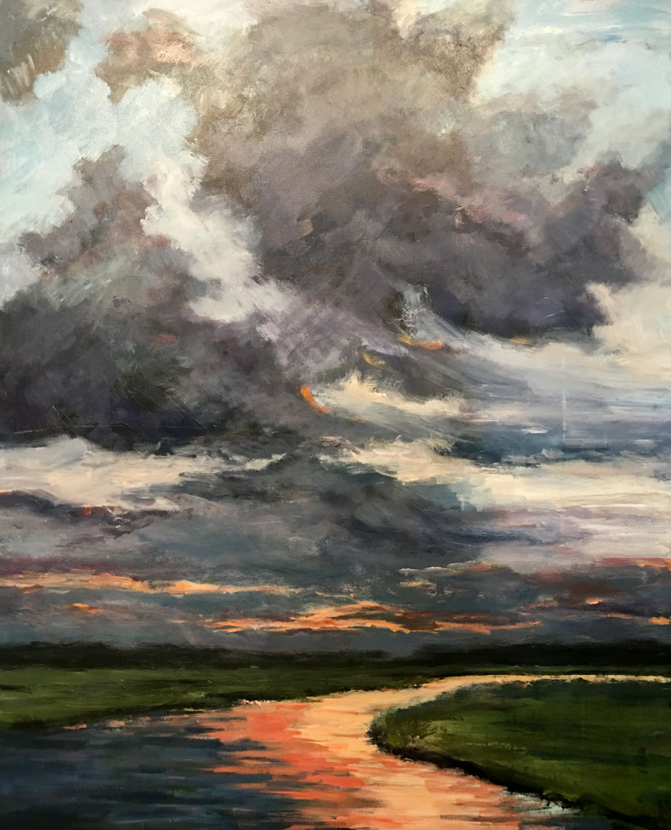 Thunder Sky by John Beard