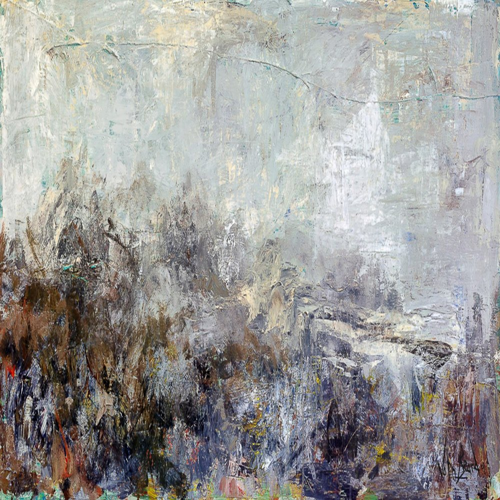 Dark Water by John Beard, 24x48