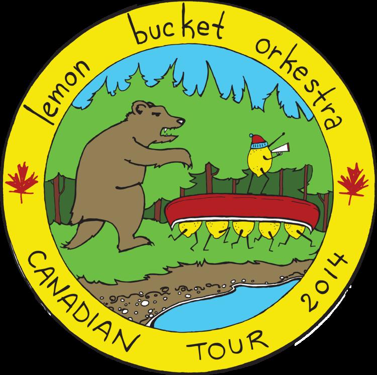 Summer 2014 Tour Badge