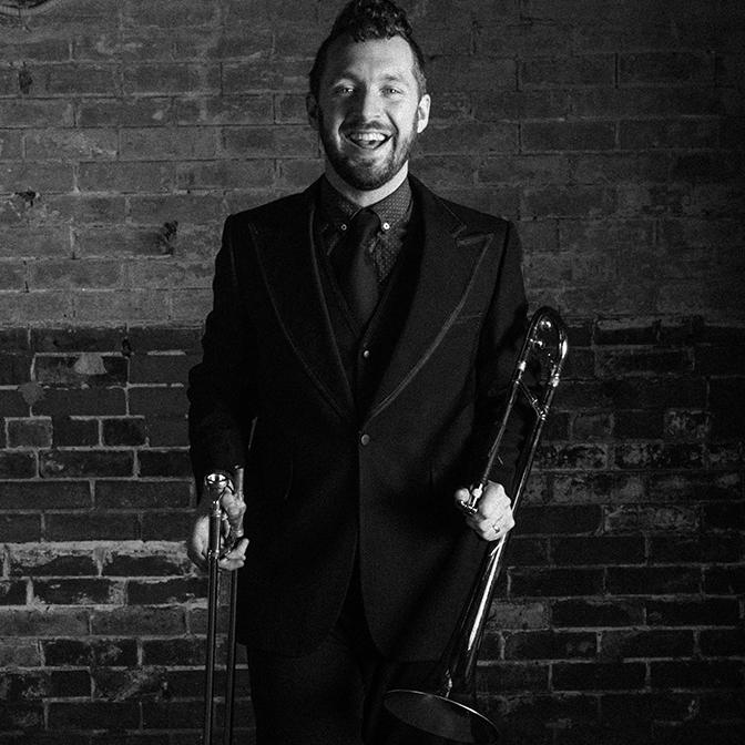 Nathan Dell-Vandenberg  - trombone