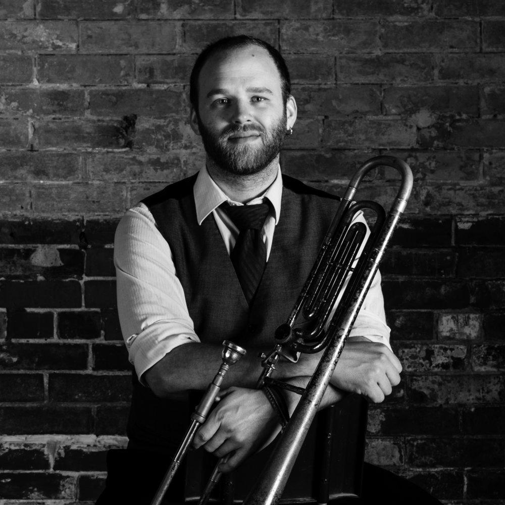 Eli Camilo  - trombone